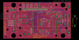 Inductancemètre PCB